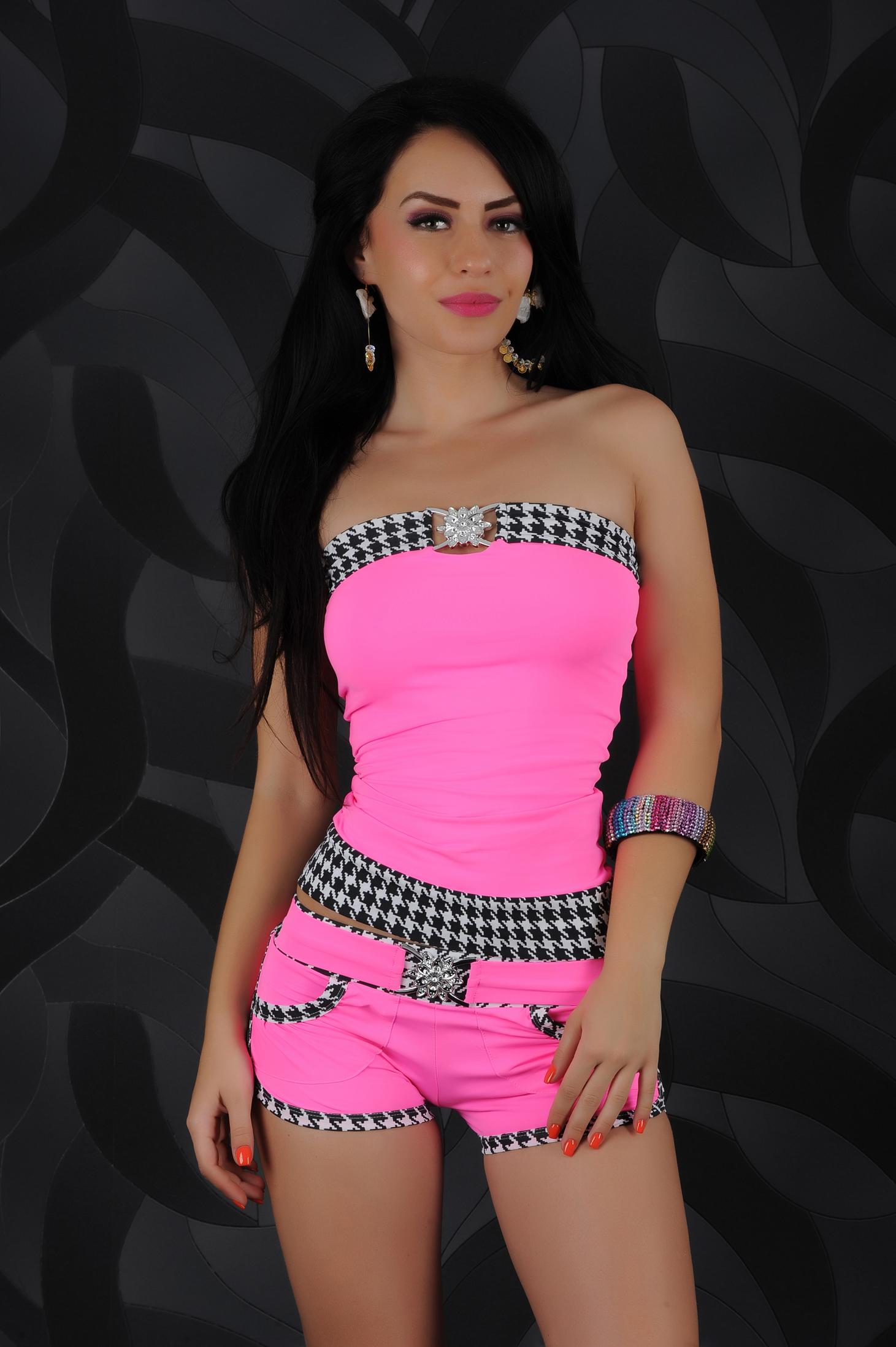 1ea886d485 Rózsaszín My77 Fashion Square Szett